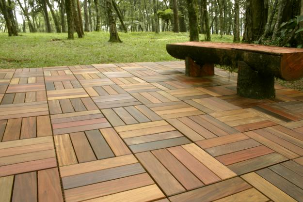 Pisos de madera prefinished y flotantes chenque pehuen srl for Pisos exteriores